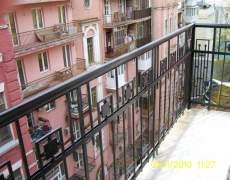 Ограждение балкона в старом доме