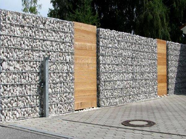 Габион забор