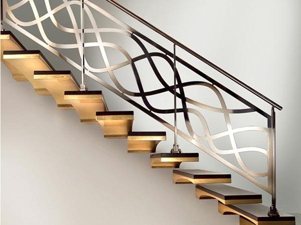 Купить перила для лестницы