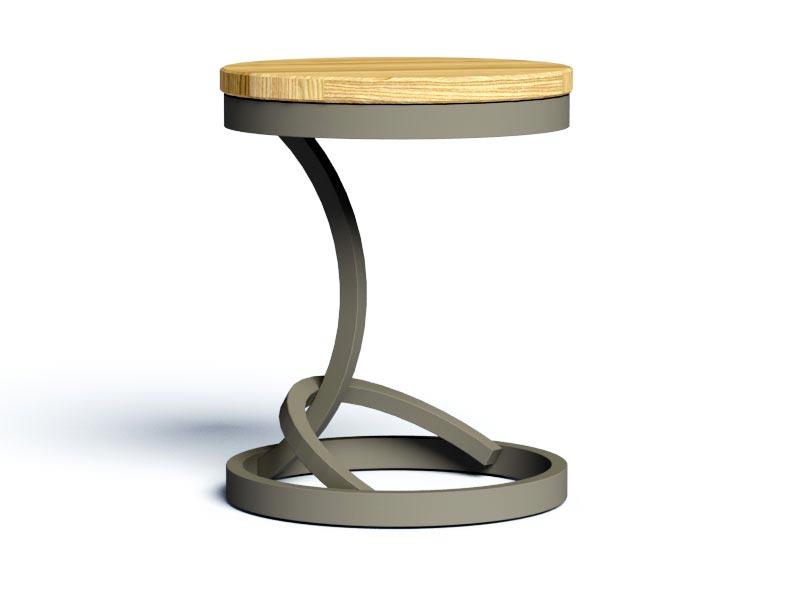 Столик консольный в стиле лофт